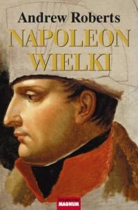 Napoleon Wielki - okładka książki