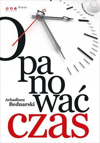 Opanować czas - okładka książki