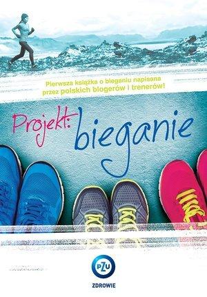 Projekt: bieganie - okładka książki