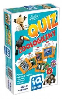 Quiz zoologiczny - zdjęcie zabawki, gry