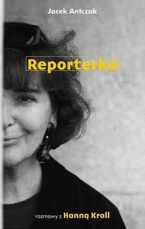 Reporterka - okładka książki