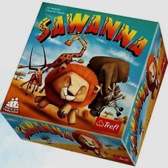 Sawanna - zdjęcie zabawki, gry