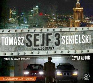 Sejf 3. Gniazdo Kruka - okładka płyty