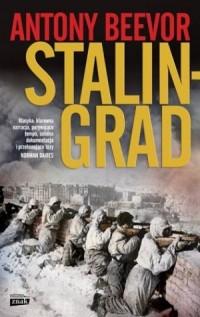 Stalingrad - okładka książki