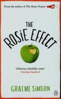 The Rosie effect - okładka książki