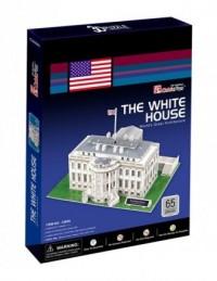 The White House (puzzle 3D) - zdjęcie zabawki, gry