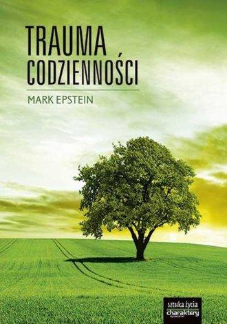 Trauma codzienności - okładka książki