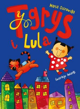 Tygrys i Lula - okładka książki