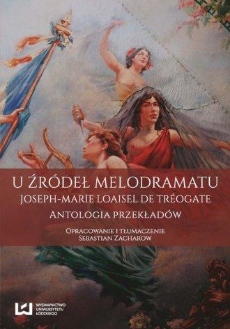 U źródeł melodramatu. Joseph-Marie - okładka książki