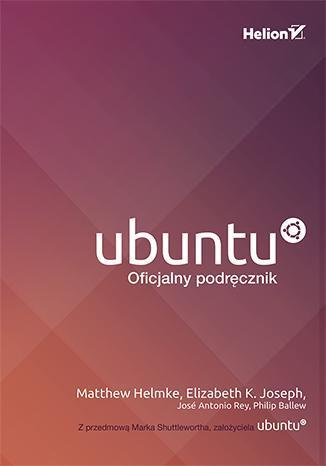 Ubuntu. Oficjalny podręcznik - okładka książki