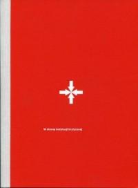 W stronę instytucji krytycznej - okładka książki