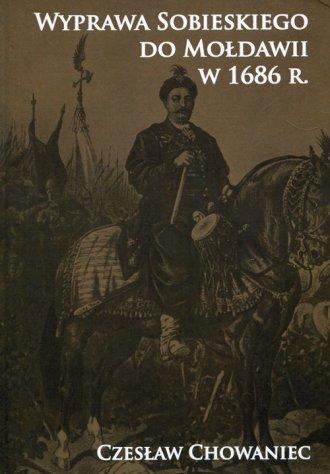 Wyprawa Sobieskiego do Mołdawii - okładka książki