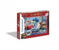 Auta (puzzle 2 x 20-elem.) - zdjęcie zabawki, gry