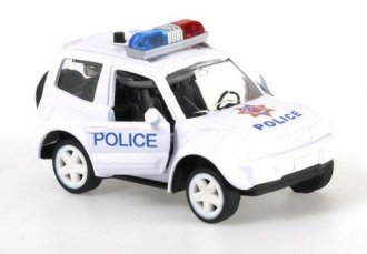 Auto metalowe (światło / dźwięk) - zdjęcie zabawki, gry
