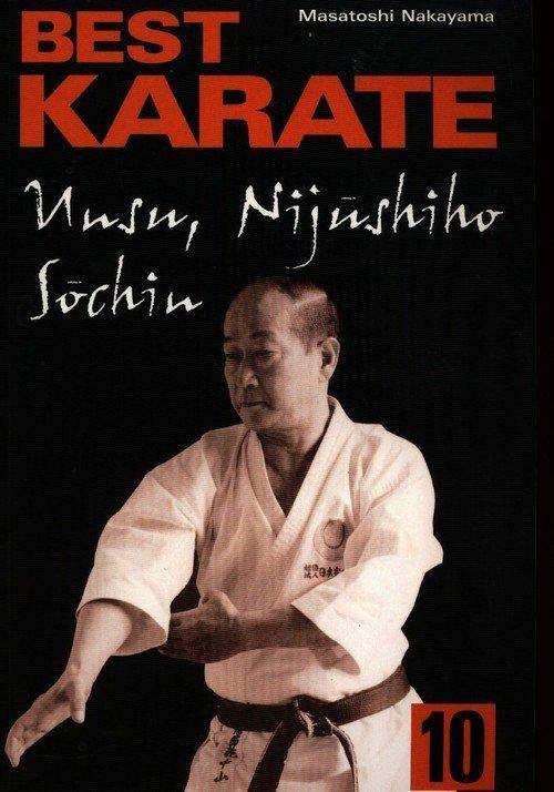 Best karate 10 - okładka książki