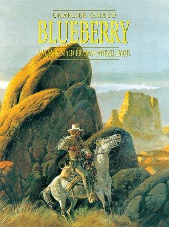 Blueberry. Tom 4 zbiorczy. Wyjęty - okładka książki