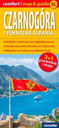 Czarnogóra i Albania północna 2 - okładka książki