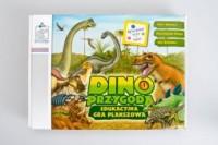 Epoka dinozaurów. Gra planszowa - zdjęcie zabawki, gry