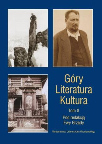 Góry. Literatura. Kultura. Tom - okładka książki
