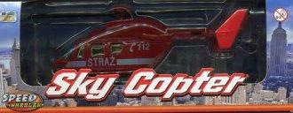 Helikopter metalowy światło / dźwięk - zdjęcie zabawki, gry