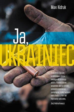 Ja, Ukrainiec - okładka książki
