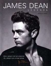 James Dean. Legenda - okładka książki