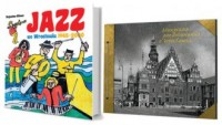 Jazz we Wrocławiu 1945-2000 - okładka książki