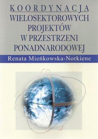 Koordynacja wielosektorowych projektów - okładka książki
