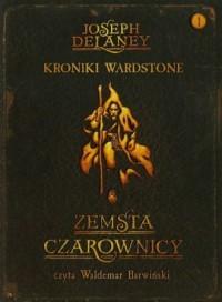 Kroniki Wardstone 1. Zemsta czarownicy - pudełko audiobooku