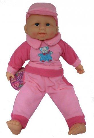 Lalka szmacianka - zdjęcie zabawki, gry