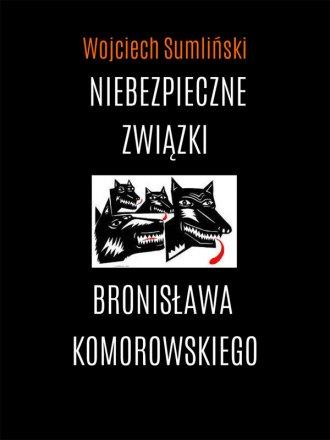 Niebezpieczne związki Bronisława - okładka książki