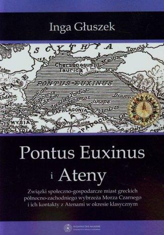 Pontus Euxinus i Ateny. Związki - okładka książki
