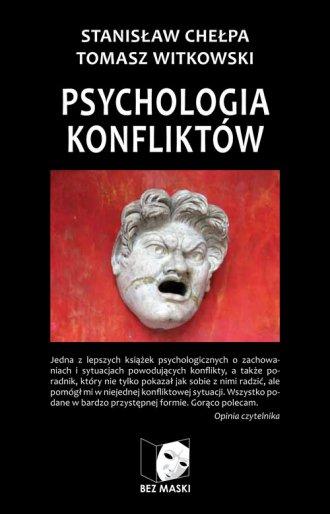 Psychologia konfliktów. Praktyka - okładka książki