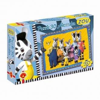 Zou (puzzle 30-elem.) - zdjęcie zabawki, gry