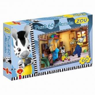 Zou (puzzle 60-elem.) - zdjęcie zabawki, gry