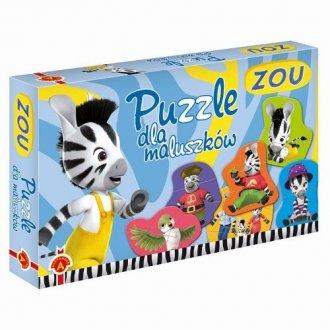 Zou (puzzle) - zdjęcie zabawki, gry