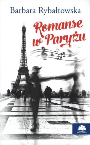 Romanse w Paryżu - okładka książki