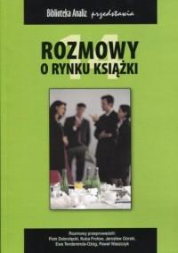 Rozmowy o rynku książki 14 - okładka książki
