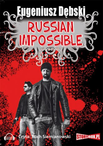 Russian Impossible - pudełko audiobooku