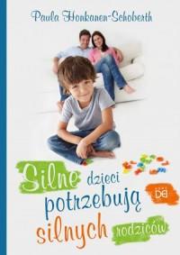 Silne dzieci potrzebują silnych - okładka książki