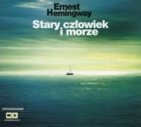 Stary człowiek i morze - Ernest Hemingway - pudełko audiobooku