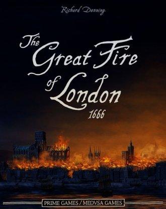 The Great Fire of London 1666 - zdjęcie zabawki, gry