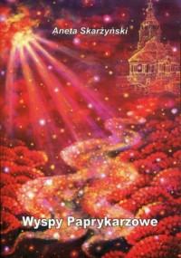 Wyspy Paprykarzowe - okładka książki