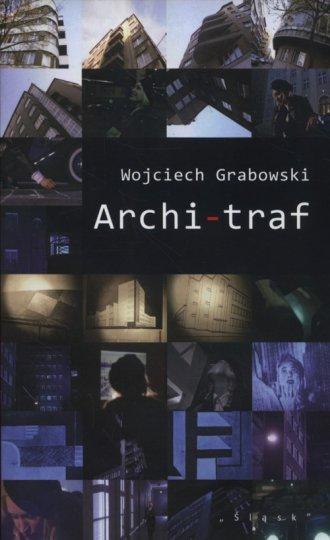 Archi-traf - okładka książki