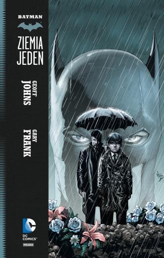 Batman. Ziemia Jeden - okładka książki