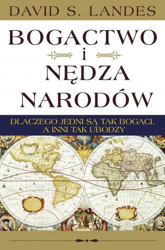 Bogactwo i nędza narodów - okładka książki