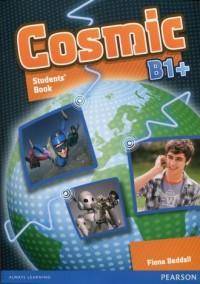 Cosmic B1. Students Book (+ CD) - okładka podręcznika