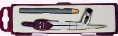 Cyrkiel uniwersalny z ołówkiem - zdjęcie produktu