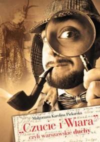 Czucie i Wiara czyli warszawskie - okładka książki