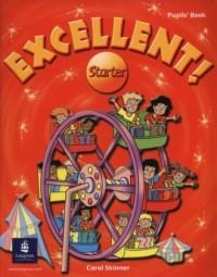 Excellent! Starter. Pupils Book - okładka podręcznika